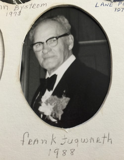 1988 Frank Jugwarth
