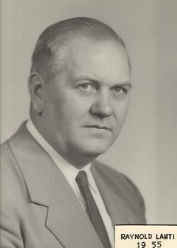1955 Raynold Lahti