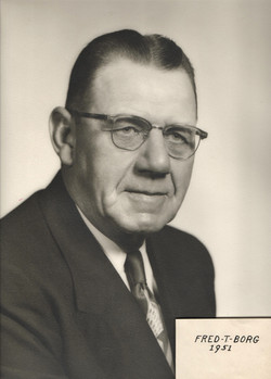 1951 Fred T. Borg
