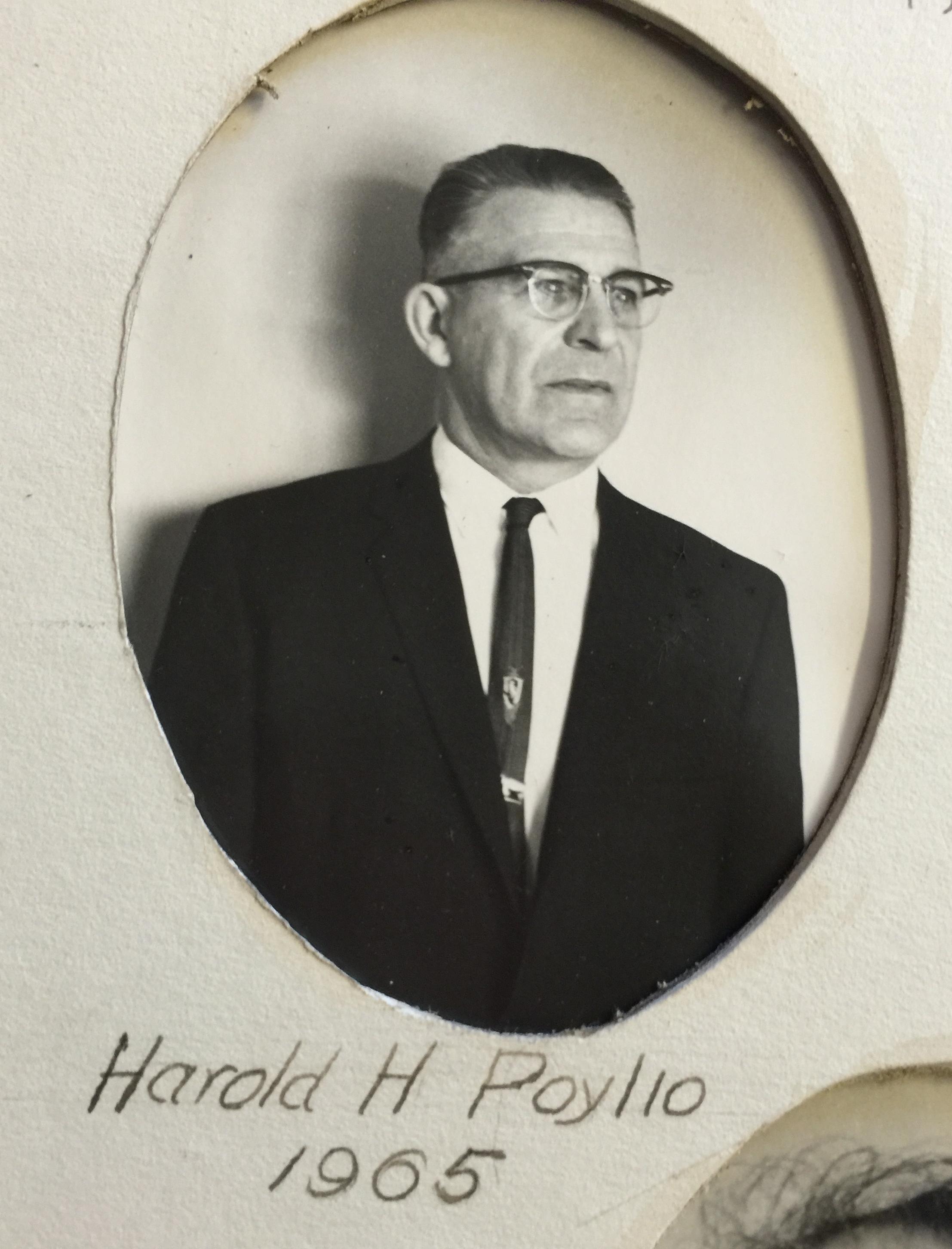 1965 Harold H. Poyllo