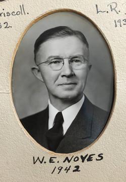 1942 W.E. Noyes