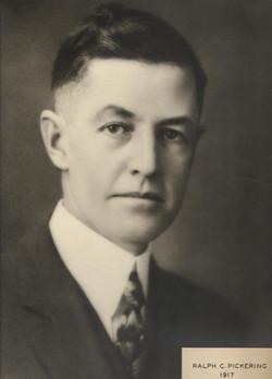 1917 Ralph C. Pickering