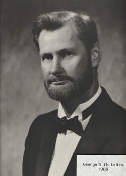 1989 George B. McLellan