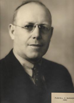 1941 Purcell E. Barker