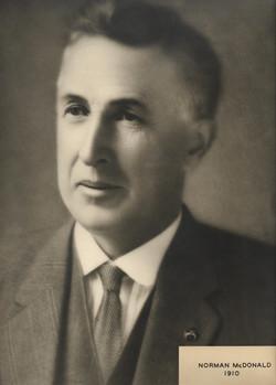 1910 Norman McDonald