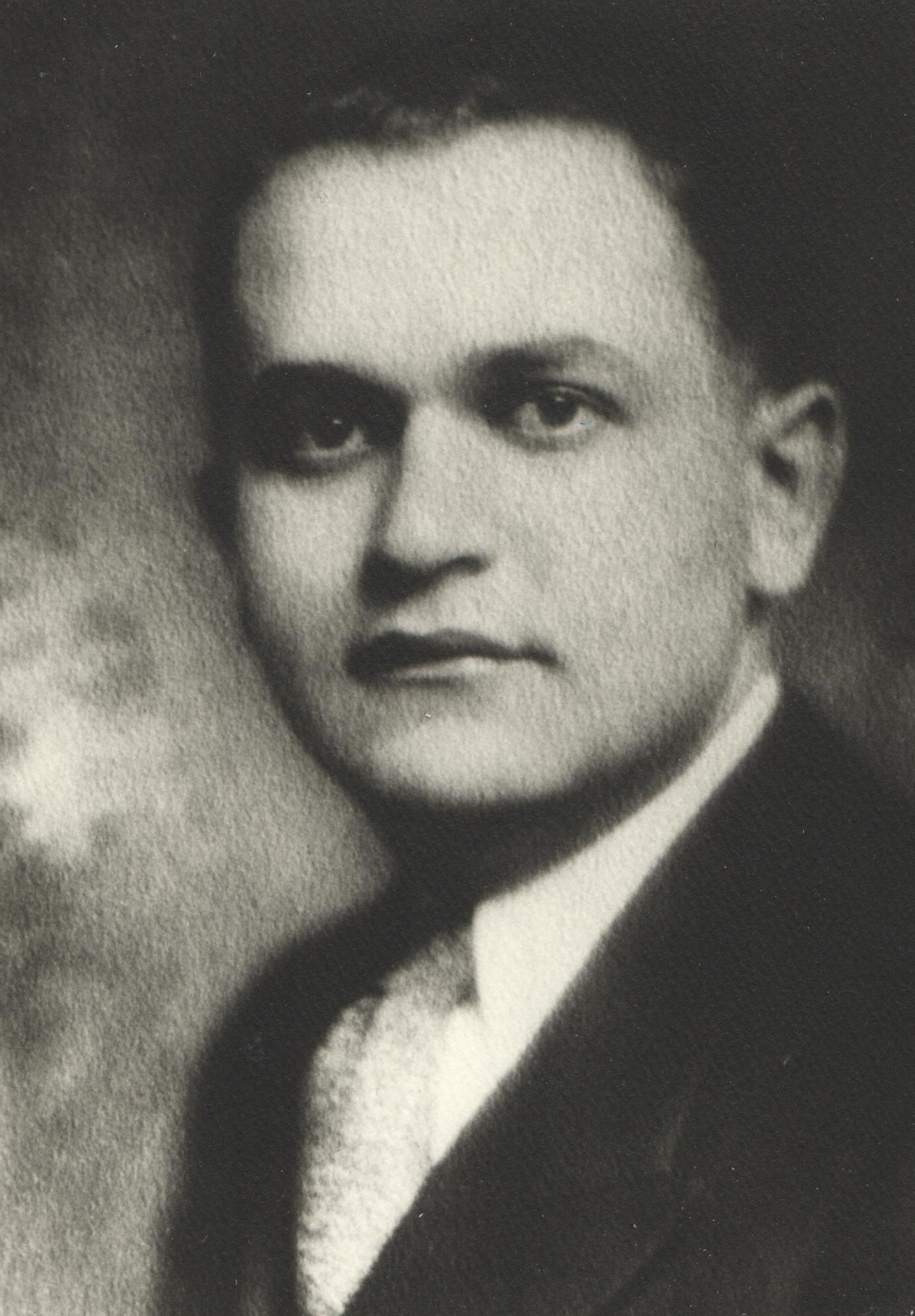 1938 J. J. Weyenberg