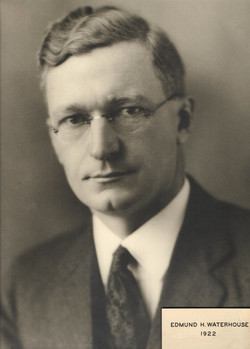 1922 Edmund H. Waterhouse