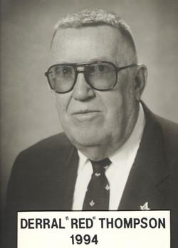 1994 Derral (Red) Thompson