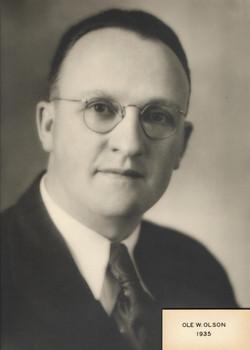 1935 Ole W. Olson