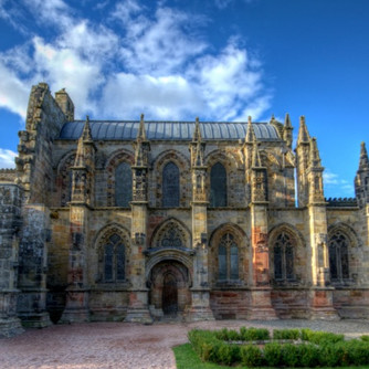 Discover the Rosslyn Chapel!
