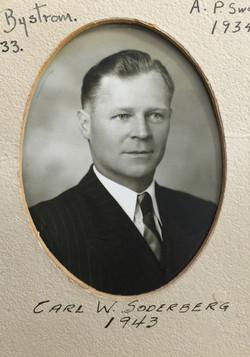 1943 Carl W. Soderberg