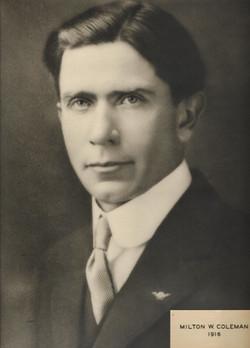 1916 Milton W. Coleman