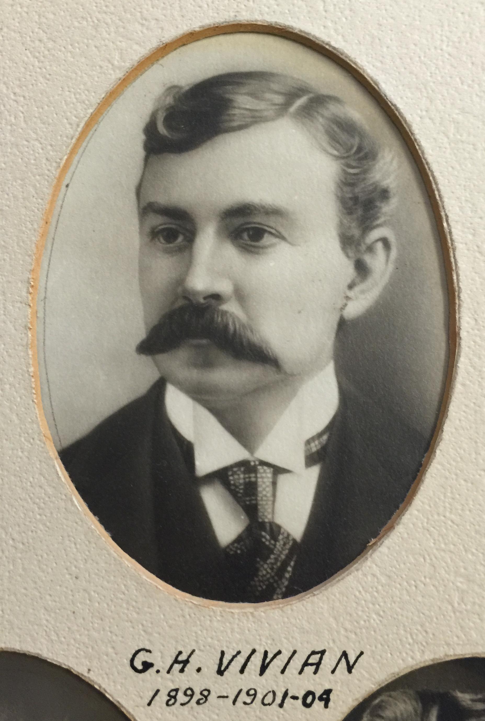 1898-1901-1904 G.H. Vivian