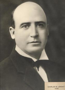 1908 Charles B. Lenont