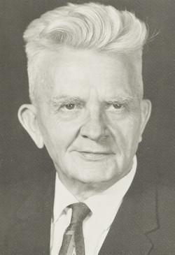 1961 A. Edwin Forsman