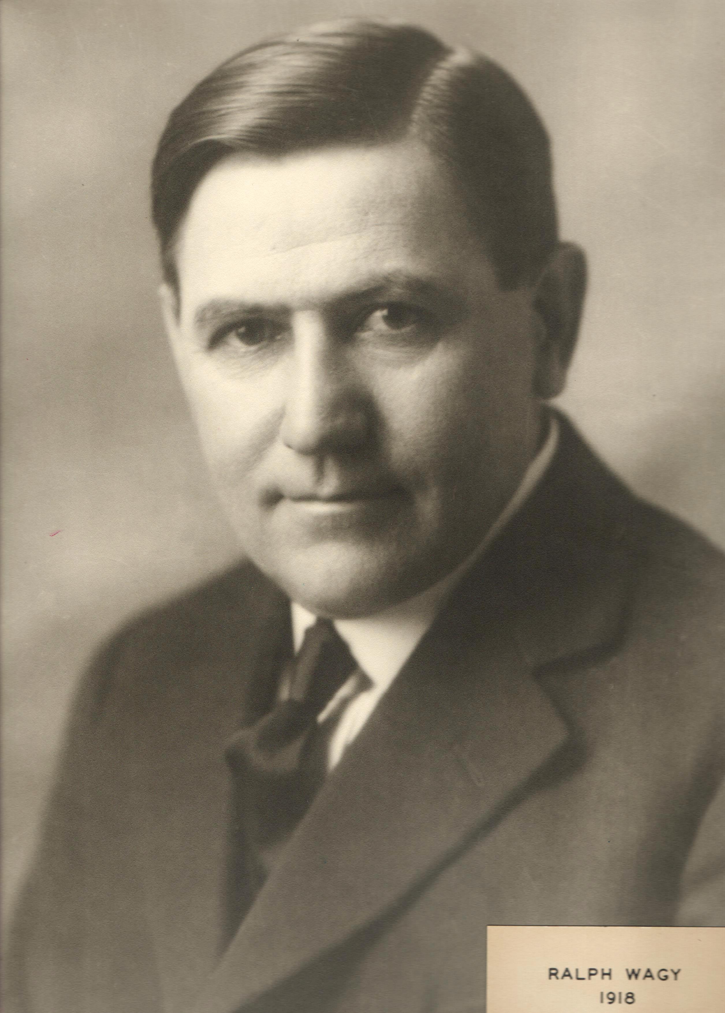 1918 Ralph Wagy