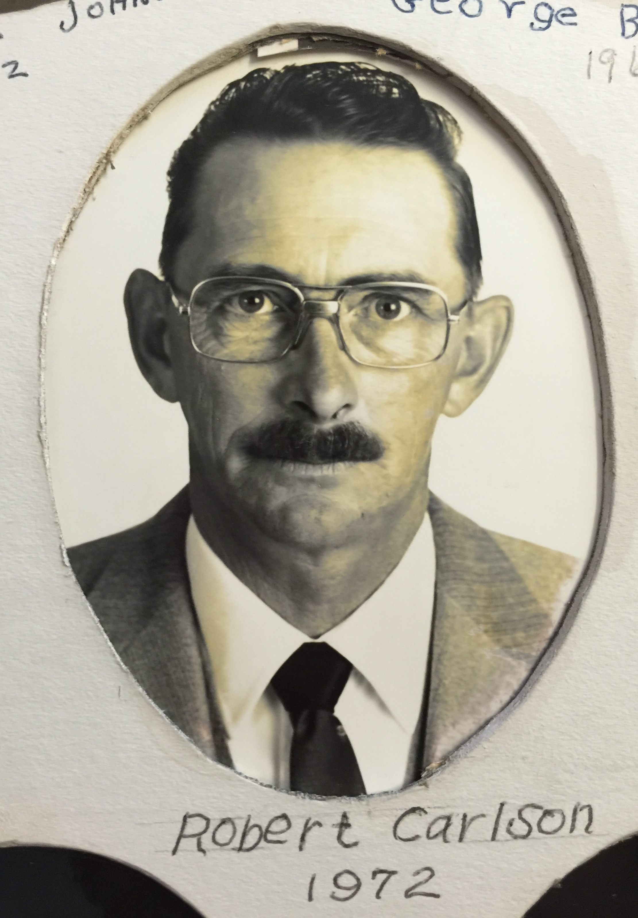 1972 Robert Carlson