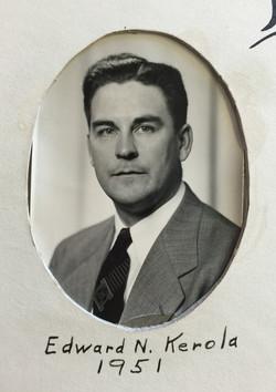 1951 Edward N. Kerola