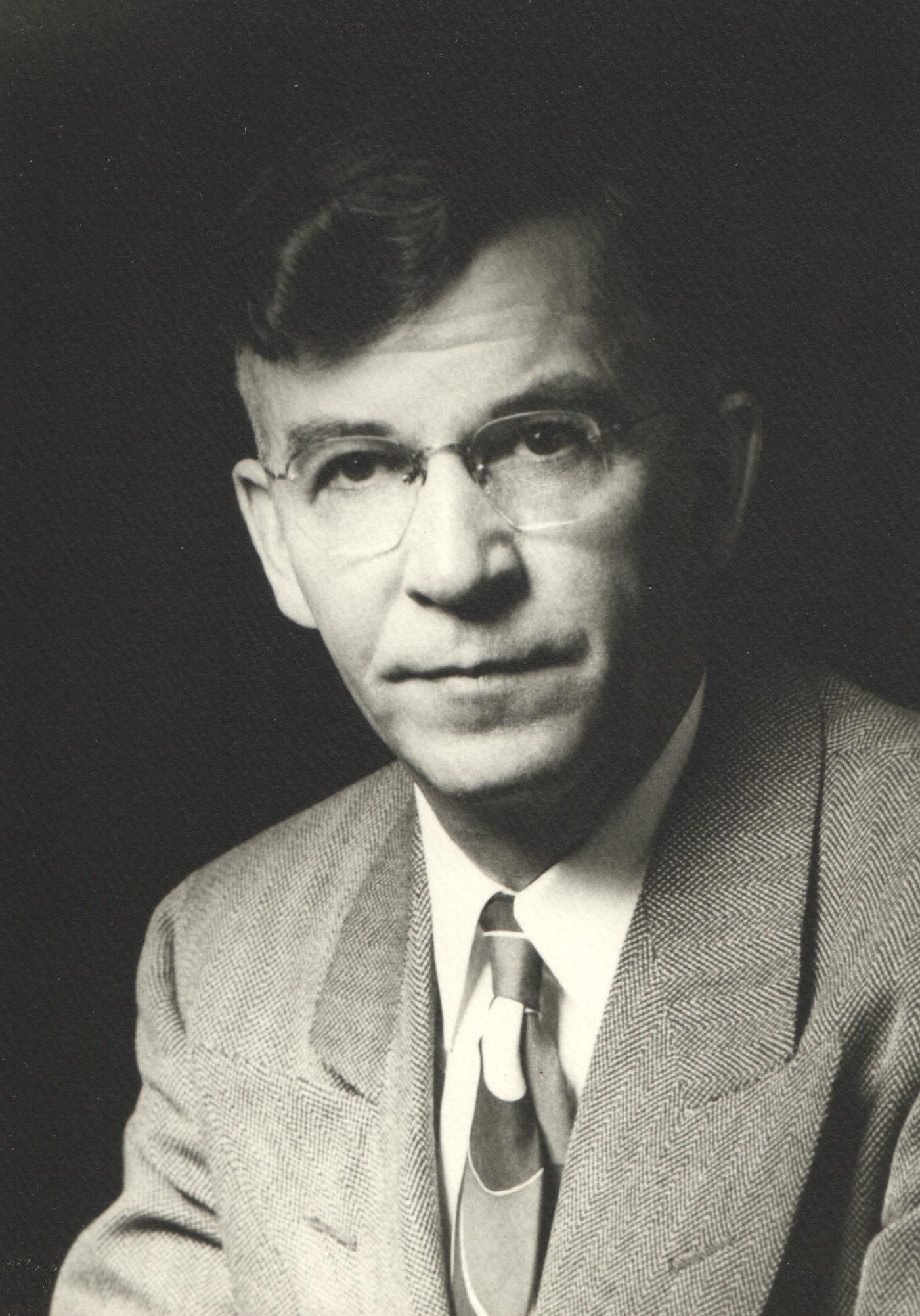 1934 John C. Ritter