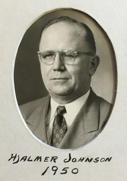 1950 Hjalmer Johnson