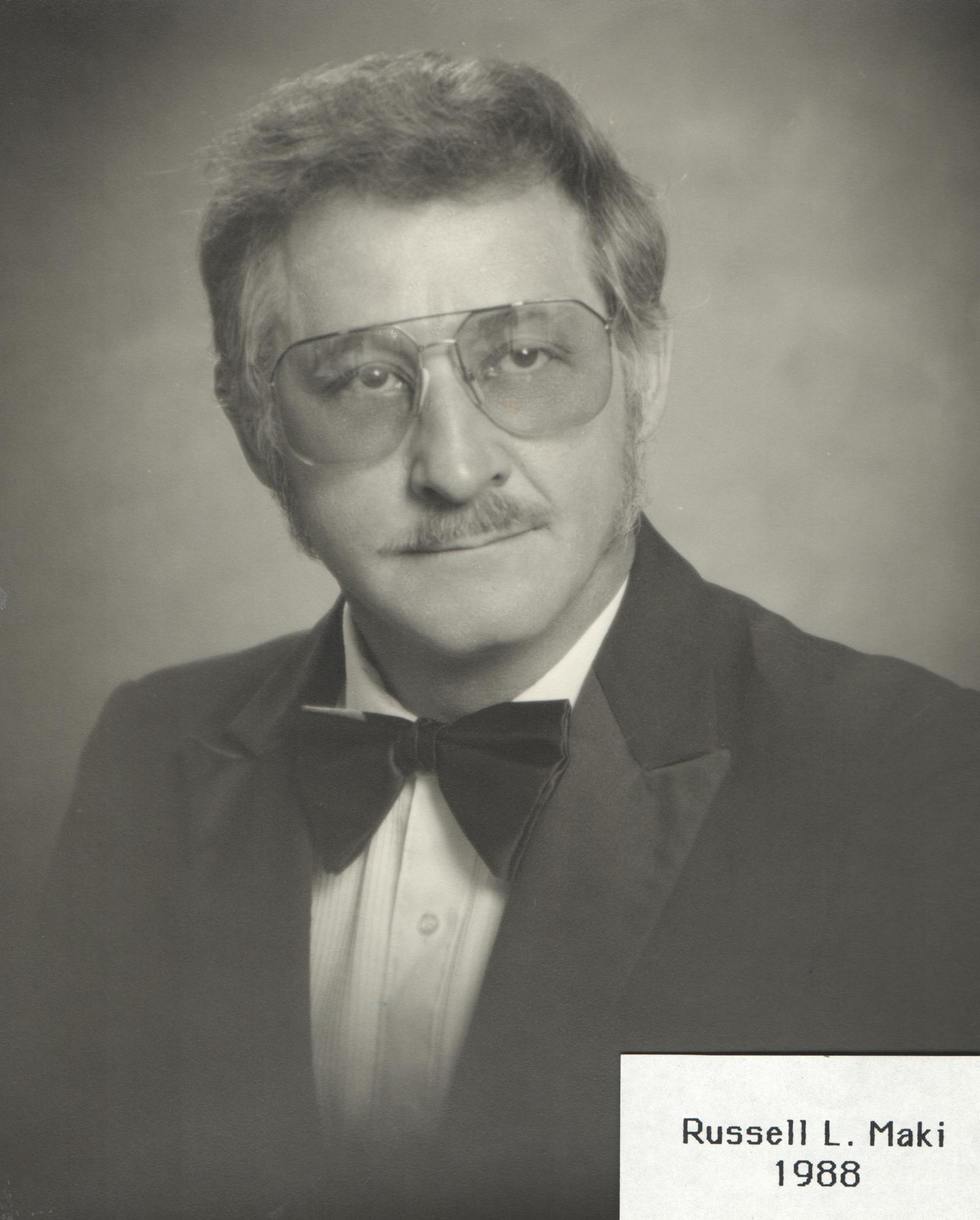 1988 Russell L. Maki