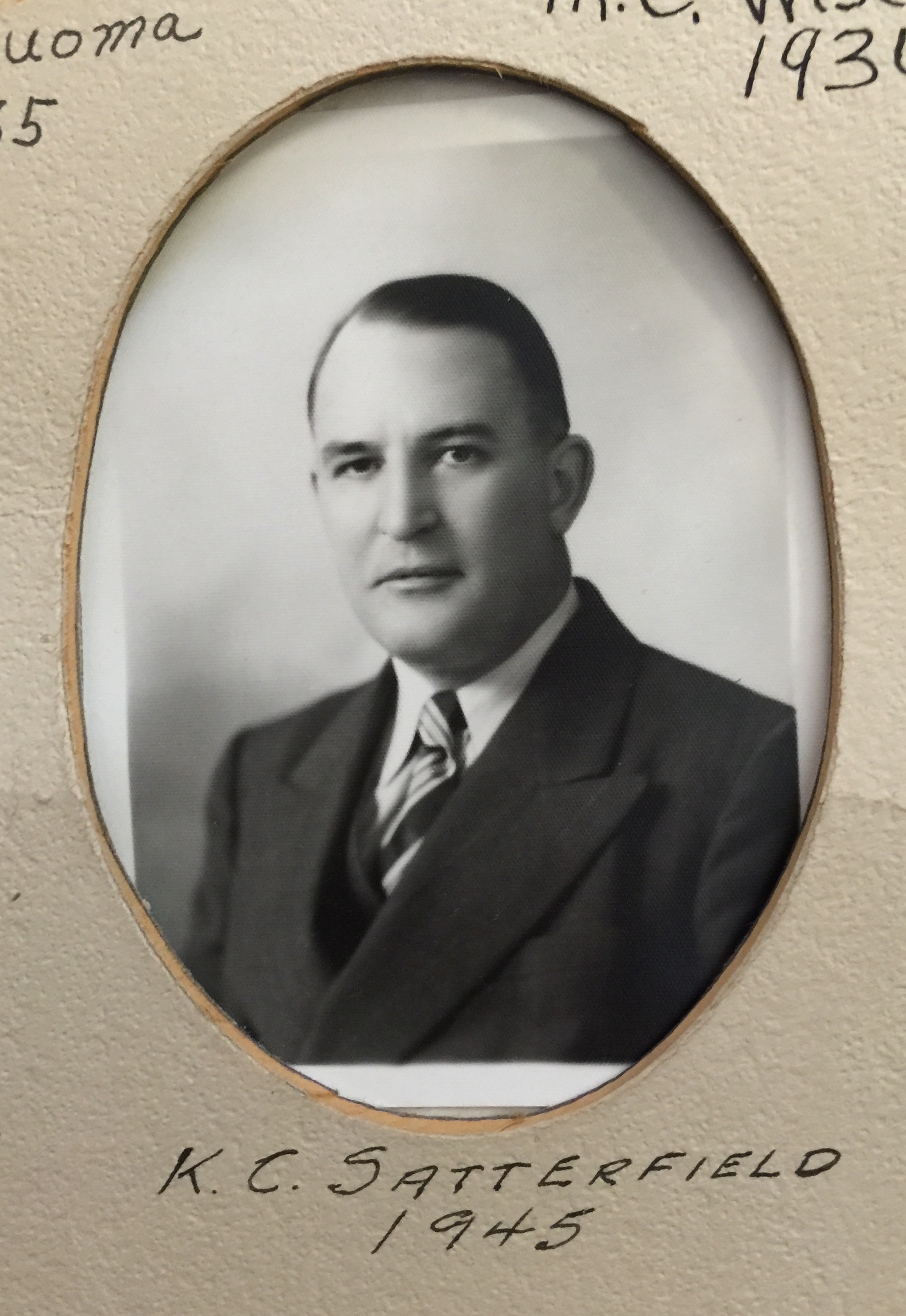 1945 K.C. Satterfield