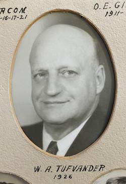 1926 W.A. Tufvander