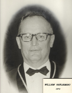 1970 William Harjamaki
