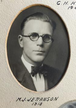 1918 M.J. Jeranson