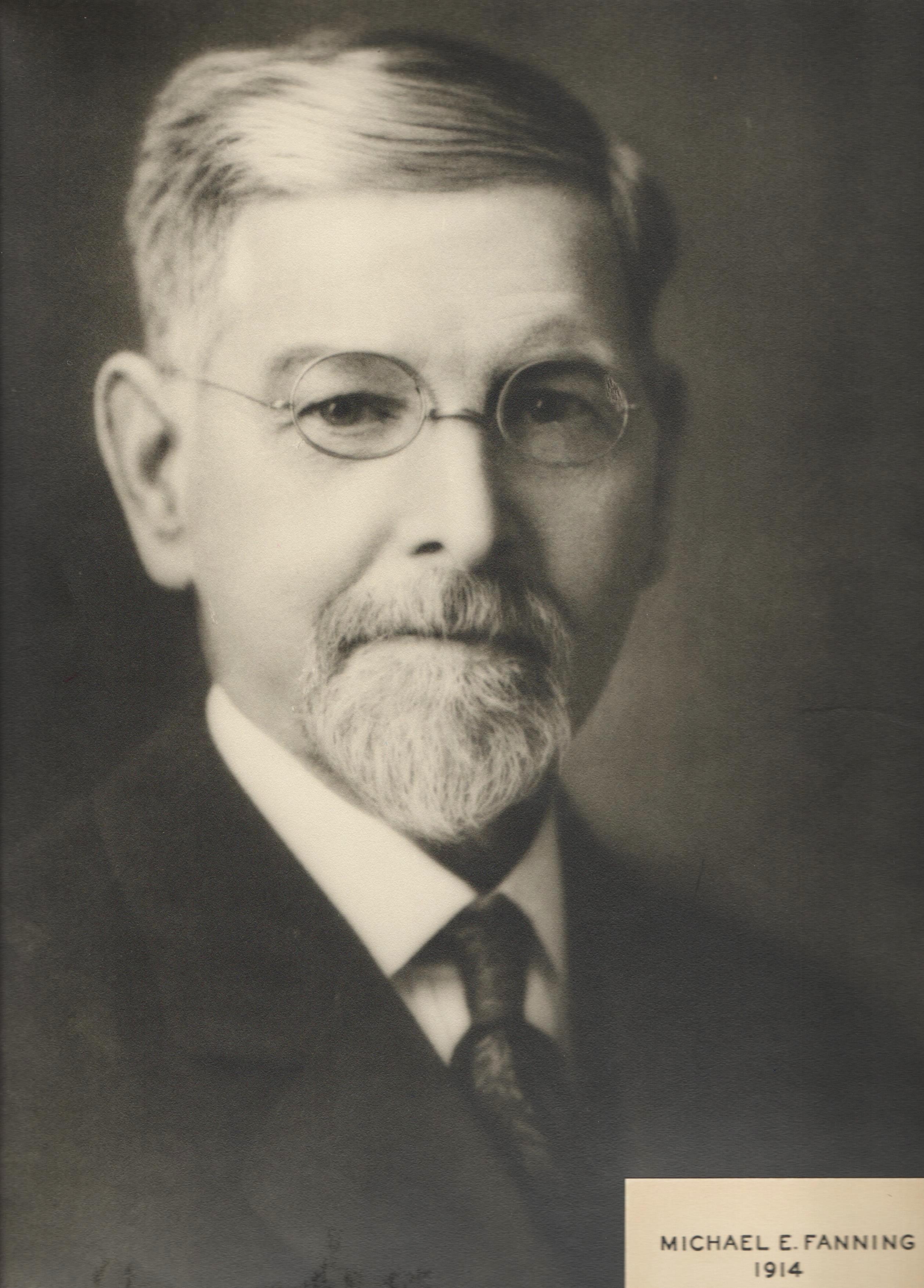 1914 Michael E. Fanning