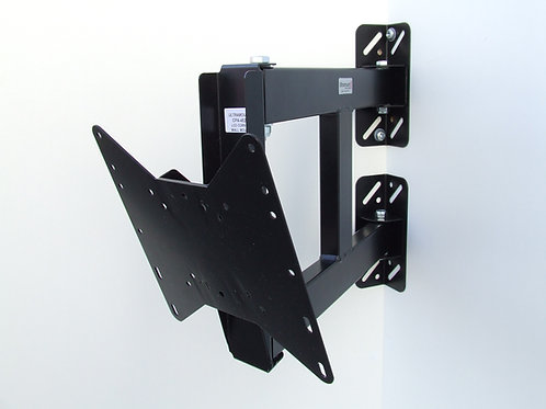 Ultramount LCD/LED TV Corner Pivot Arm Wall Mount