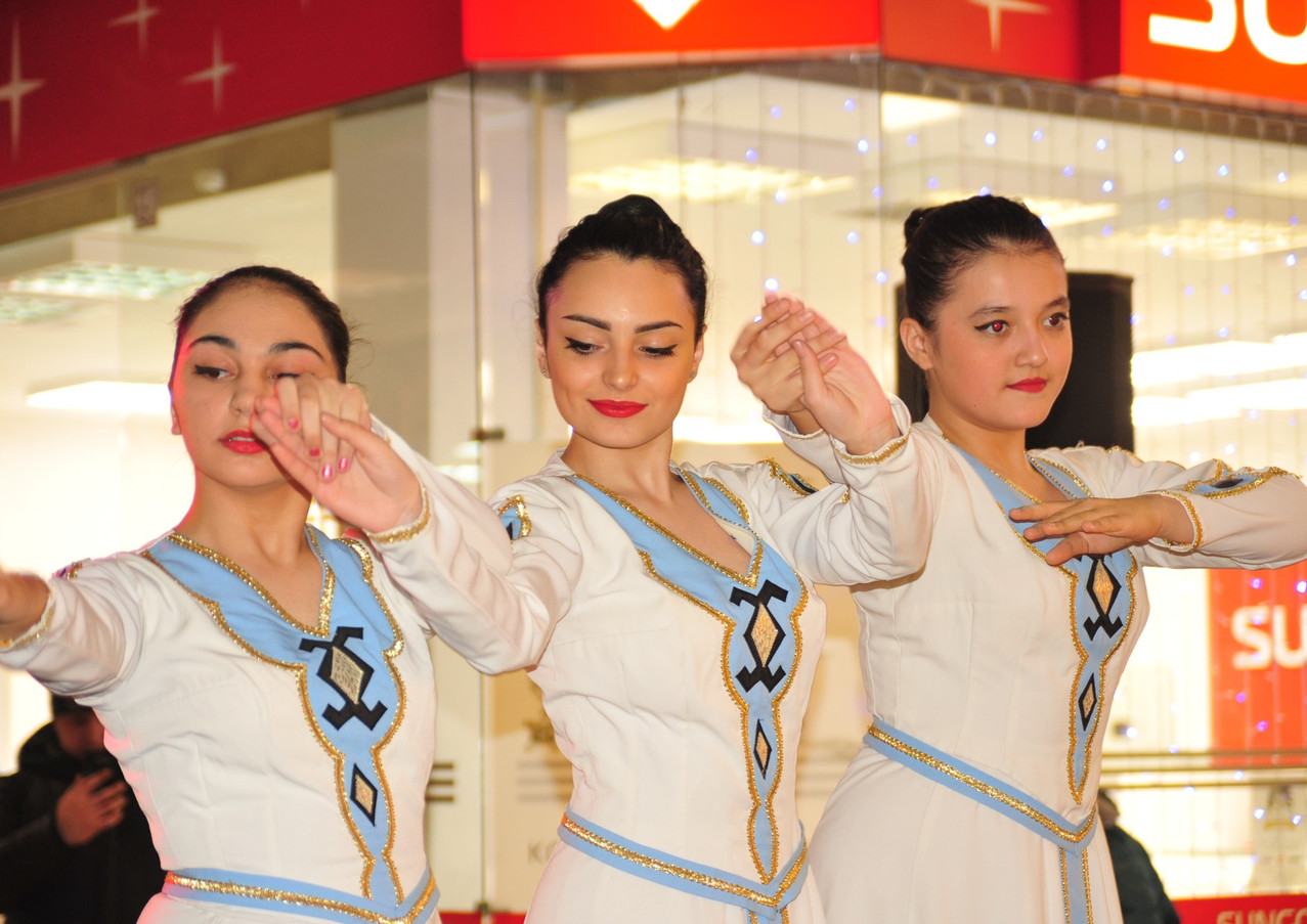 «Караван» - национальный праздник, посвя