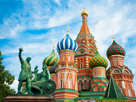 Пришло время «прогуляться» по Москве