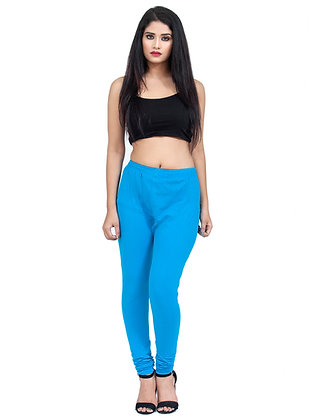 Women's Ferozi Churidaar Leggings Cotton Lycra 4 way Stretchable
