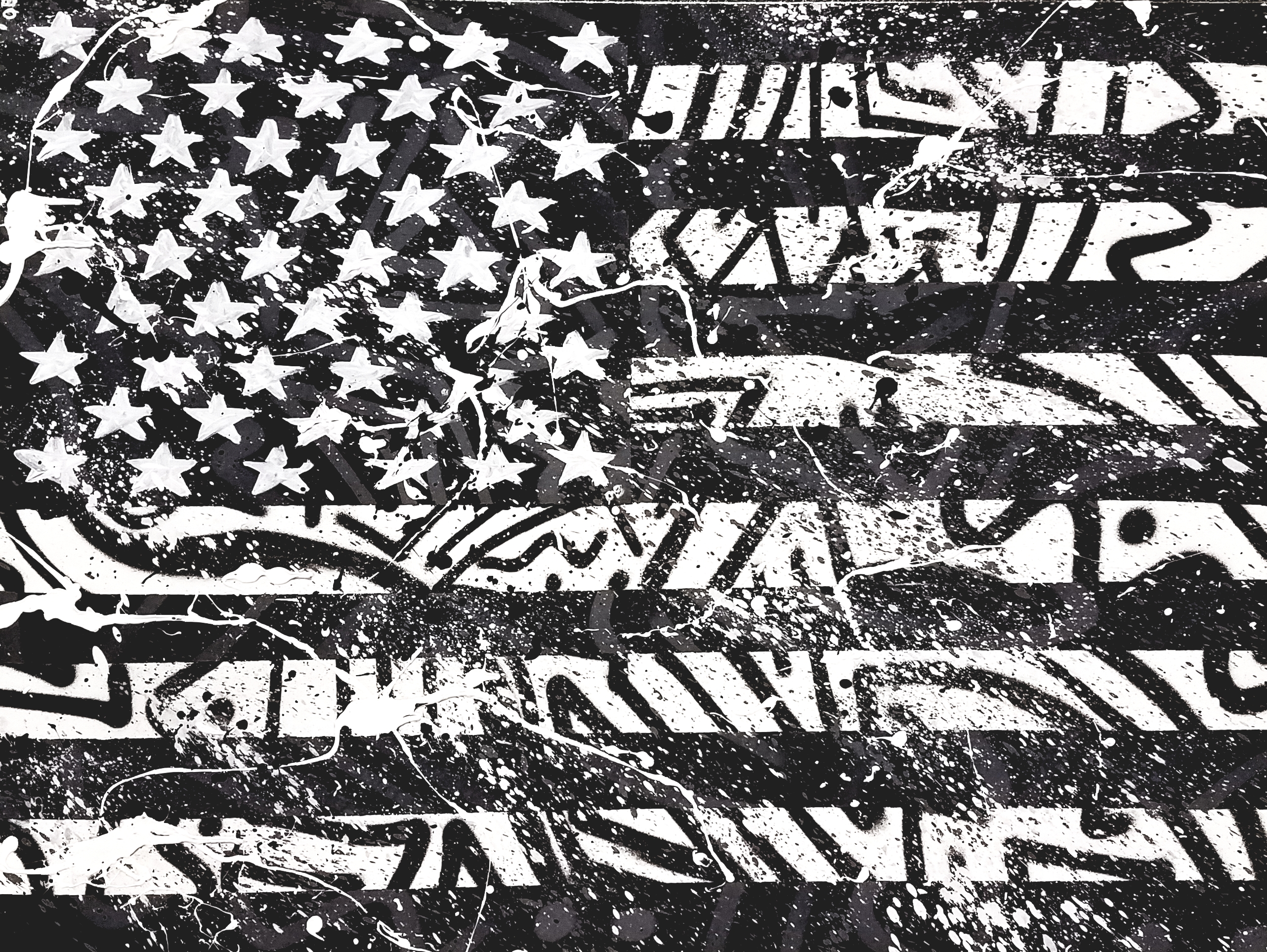 OB American Flag