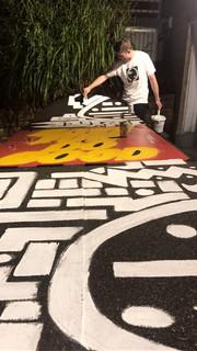 Red Bull Flugtag 16' Skateboard