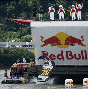 Red Bull Flugtag 16' Skateboard