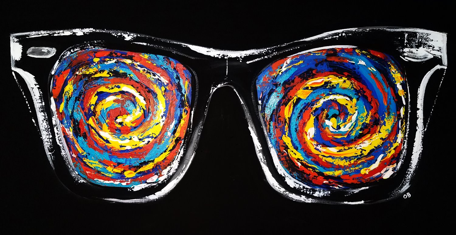 Art Cyclone Glasses