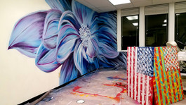 Classroom Mural