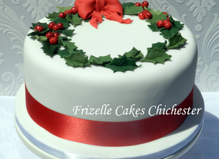 Christmas Cake for the BBC