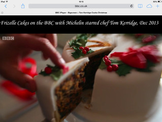BBC TV Appearance for Frizelle Cakes!