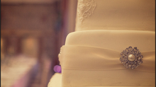 Cath and Calvin's Wedding Cake, Farbridge Chichester