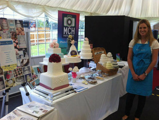 Wedding Cake Maker at Fontwell Racecourse, West Sussex