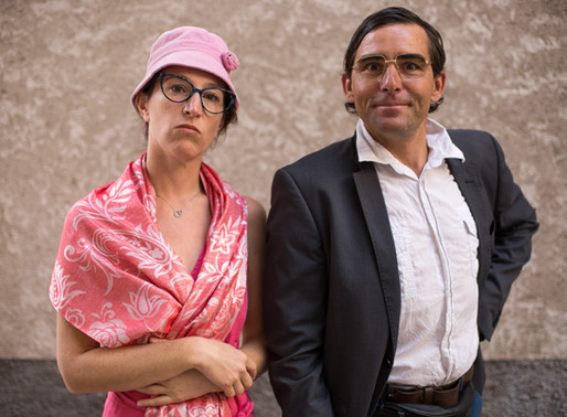 Portrait - Duo Savina