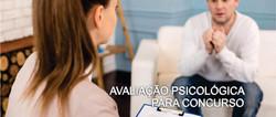 AVALIAÇÃO PSICOLÓGICA PARA CONCURSO