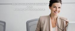 RECRUT E SELEÇÃO COM AVALIAÇÃO PSICO