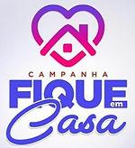 FIQUE EM CASA POR FAVOR