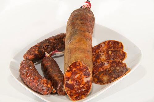 Chorizo de Huelva y de León