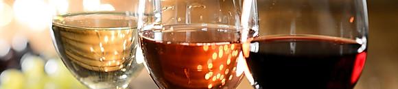 Carta de vinos espumosos