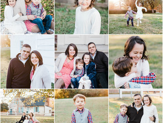 Fall Family Session ~ Historic Yorktown, Virginia